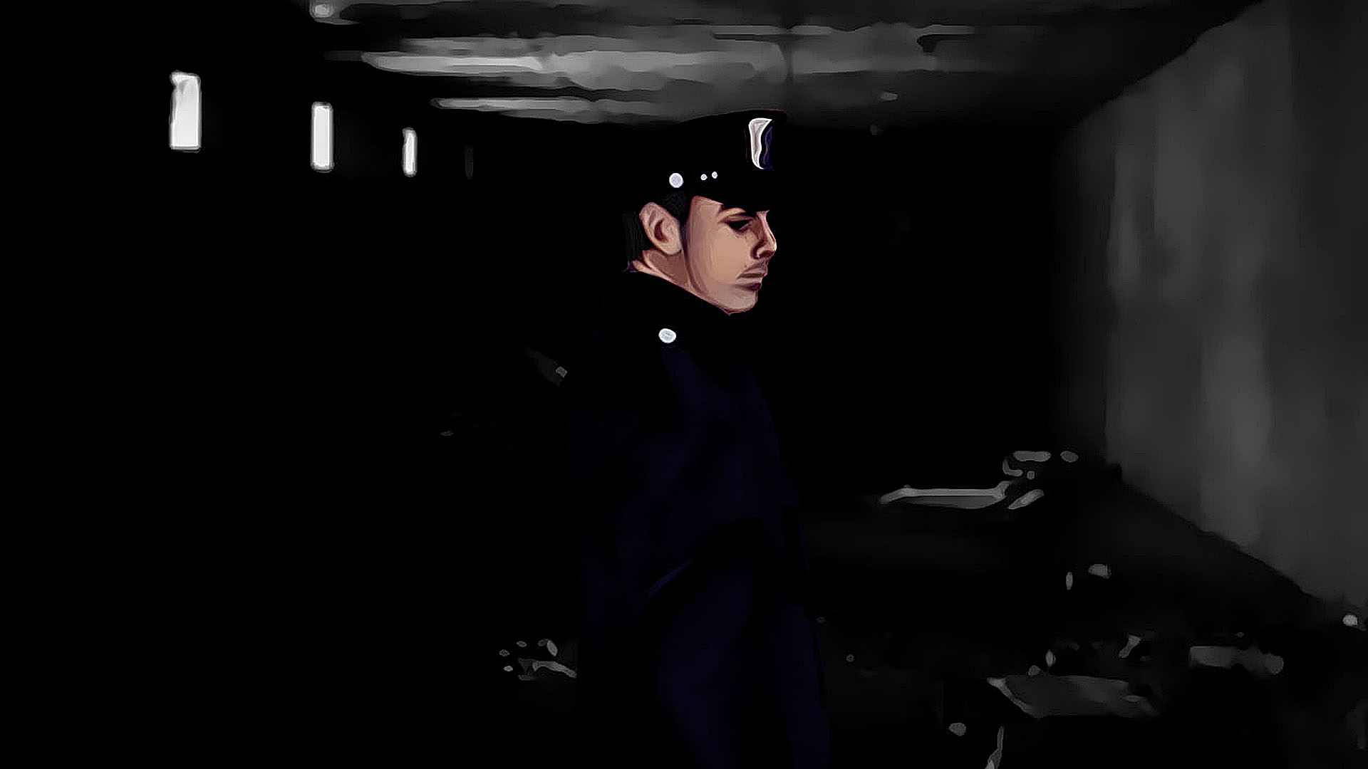 The Deed 카드 - Police