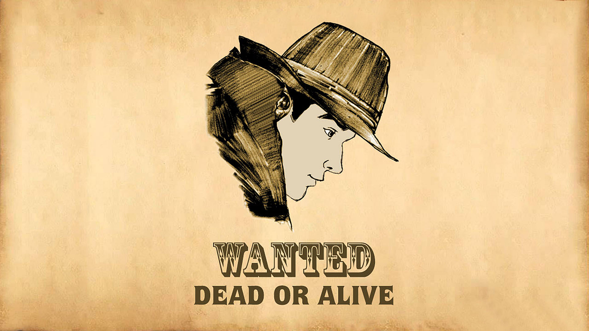 The Deed 카드 - Wanted
